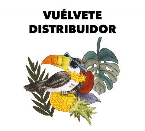 Vuélvete distribuidor